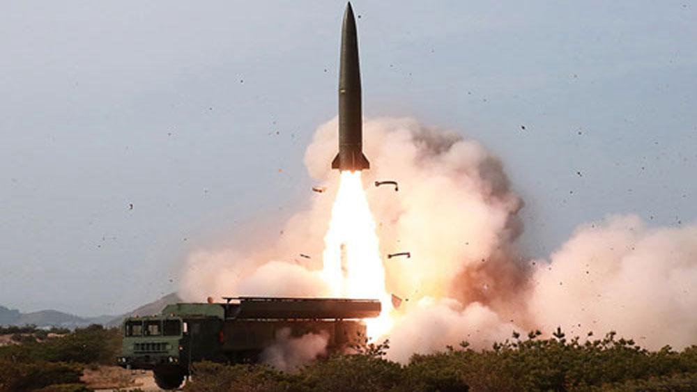 Hàn Quốc, Vụ phóng thử tên lửa mới nhất của Triều Tiên, một tín hiệu cảnh báo
