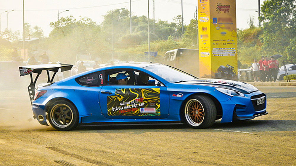 Gymkhana motorsport to make Vietnam debut next week