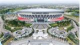 Philippine Arena - sân vận động trong nhà lớn nhất thế giới