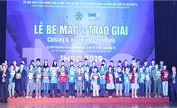 Kỳ thi Olympic Toán và Khoa học quốc tế - IMSO 2019: Đoàn học sinh Việt Nam giành 15 Huy chương Vàng, 14 Huy chương Bạc và 7 Huy chương Đồng