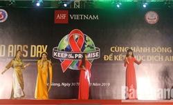 Đêm GALA truyền thông phòng, chống HIV/AIDS