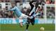 Hàng công nhạt nhòa, Man City mất điểm trước Newcastle