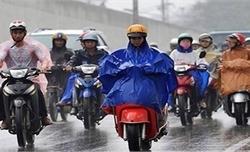 Thời tiết ngày 1-12: Không khí lạnh mạnh lại về gây mưa rét từ chiều tối