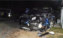 """Tài xế """"gây tai nạn 4 người chết"""" không có bằng lái"""
