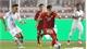 U22 Việt Nam-U22 Indonesia vòng bảng SEA Games 30 (hiệp 1): Bùi Tiến Dũng mắc sai lầm, Indonesia tạm dẫn trước 1-0