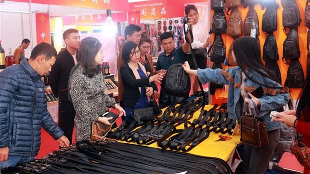 Vietnam-China trade, tourism fair, kicks off, Quang Ninh province, trade and tourism fair, farm produce, socio-economic achievements