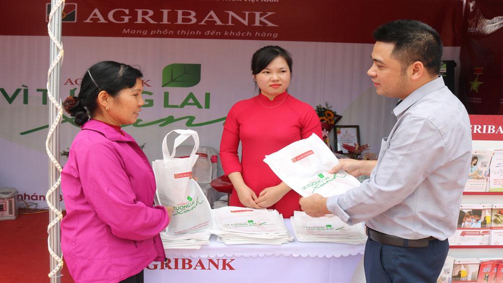 Agribank Chi nhánh Bắc Giang II, rác thải nhựa, Bắc Giang