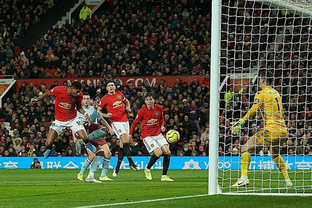Man Utd, phải chia điểm với Aston Villa, Old Trafford