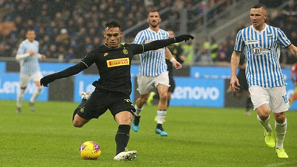 Inter, SPAL, Juventus, Serie A, dẫn đầu
