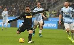 Inter chiếm vị trí dẫn đầu từ tay Juventus