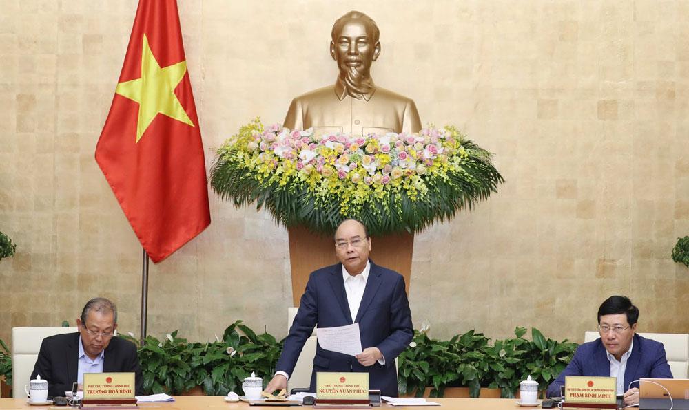 Thủ tướng Nguyễn Xuân Phúc, nhân dân, tin tưởng, kỳ vọng vào Chính phủ
