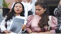 Ngày đầu phúc thẩm ly hôn Trung Nguyên: Bà Diệp Thảo vẫn muốn đoàn tụ