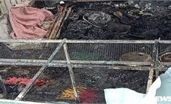 Ba bà cháu chết cháy trong căn nhà khóa trái: Nguyên nhân ban đầu do chập điện từ tủ lạnh