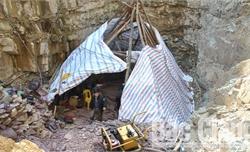 Doanh nghiệp thăm dò khoáng sản trên địa bàn xã Sơn Hải (Lục Ngạn) bị tước giấy phép hoạt động từ năm 2018