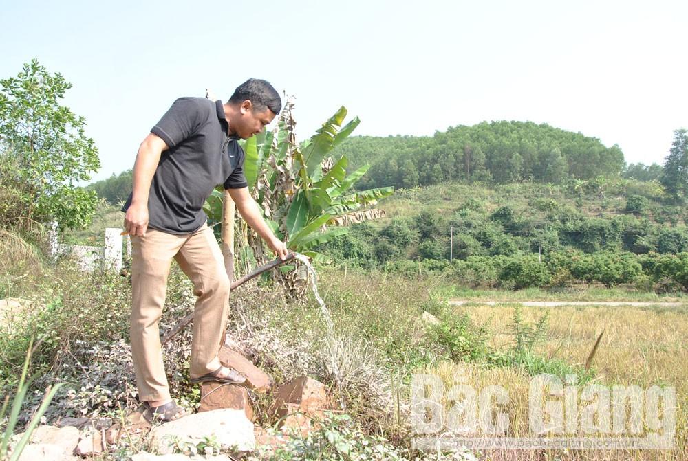 Lục ngạn, thăm dò khoáng sản, Công ty khai thác và chế biến khoáng sản Bắc Giang, Bắc Giang