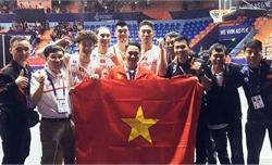 Đánh bại Thái Lan, bóng rổ Việt Nam lần đầu giành huy chương SEA Games