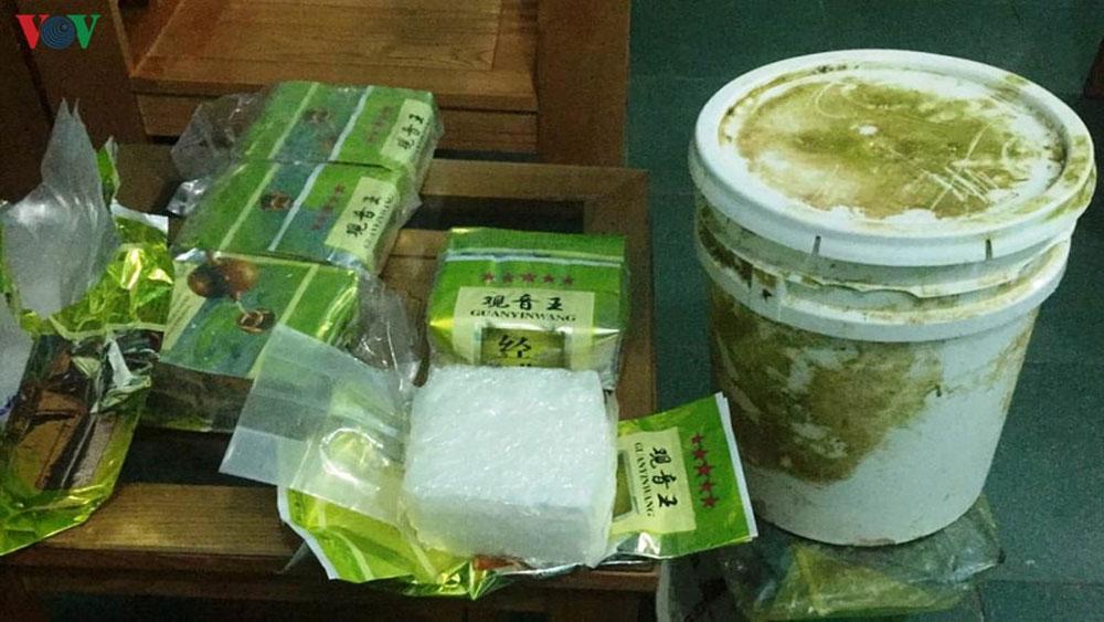 Phát hiện , ma túy, dạt vào bờ biển ở Quảng Trị, anh Phan Văn Sáu