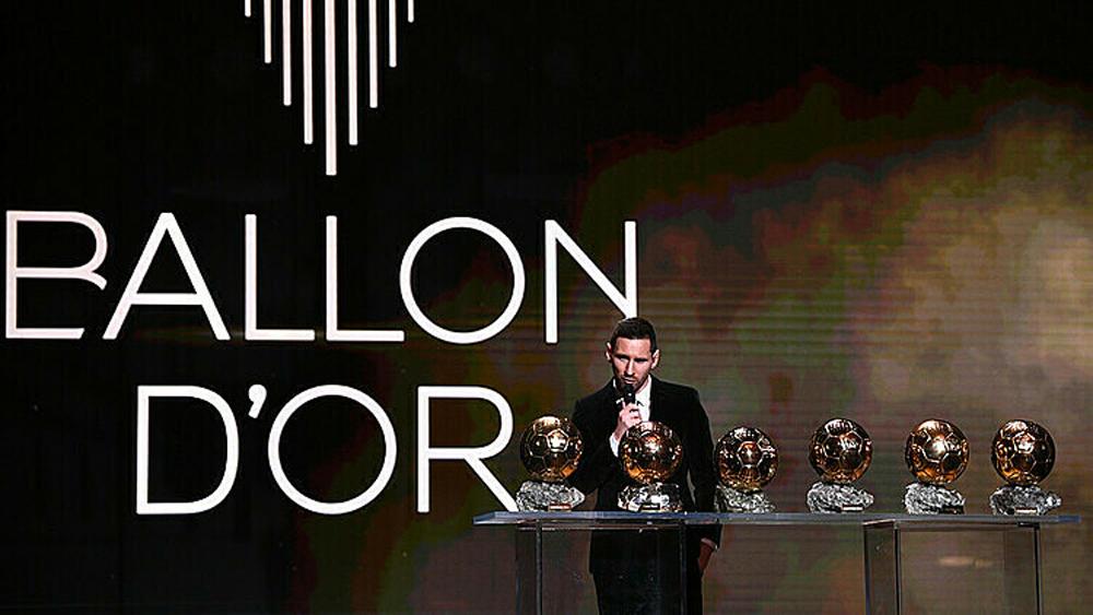 Messi, Quả Bóng Vàng, Quả Bóng Vàng 2019, Barca