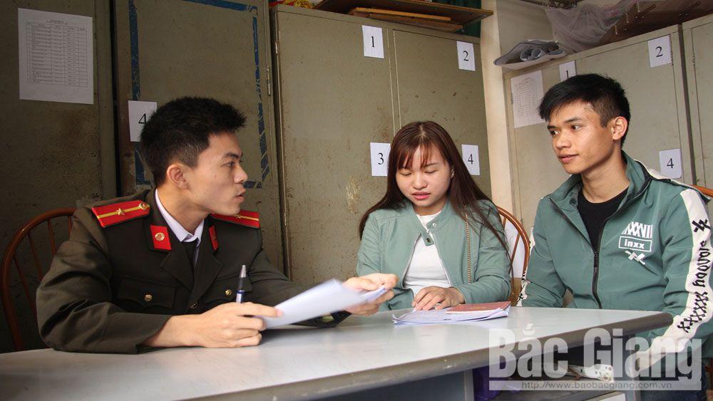 lao động chui, xuất cảnh chui, Bắc Giang, Trung Quốc