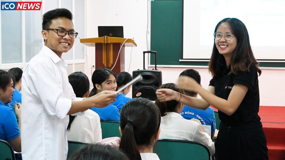 Trung tâm Ngoại ngữ ICO Bắc Giang: Tích cực đổi mới phương pháp dạy và học