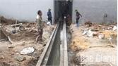 Khắc phục tình trạng tắc hệ thống thoát thải tại khu dân cư số 3, thành phố Bắc Giang