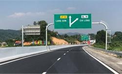 Cao tốc Bắc Giang - Lạng Sơn miễn phí gần 1 tháng cho tất cả các loại xe