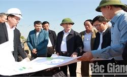Tập trung giải phóng mặt bằng Dự án khu B, Khu đô thị Đình Trám - Sen Hồ