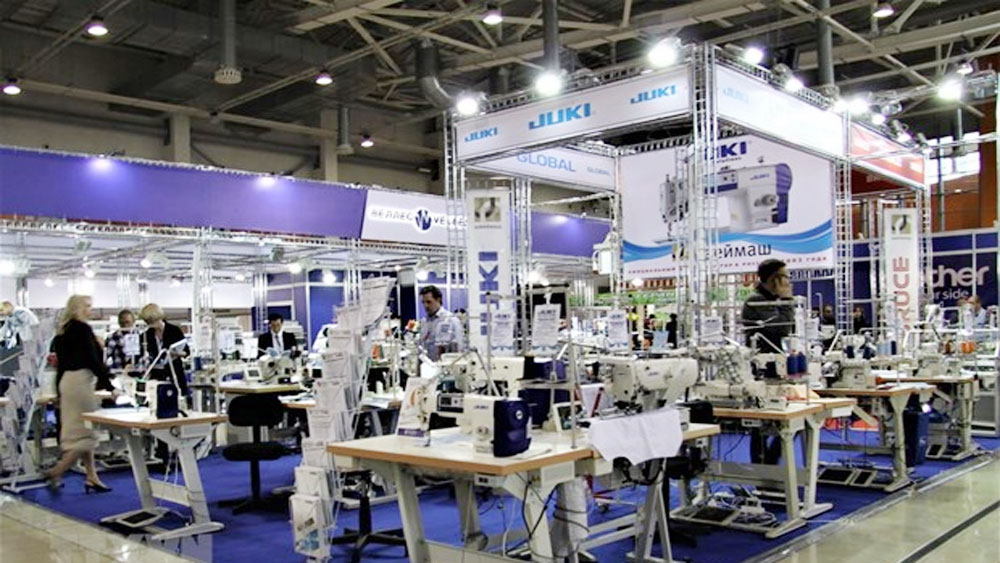 Textile-garment industry expands 7.55 percent in 2019