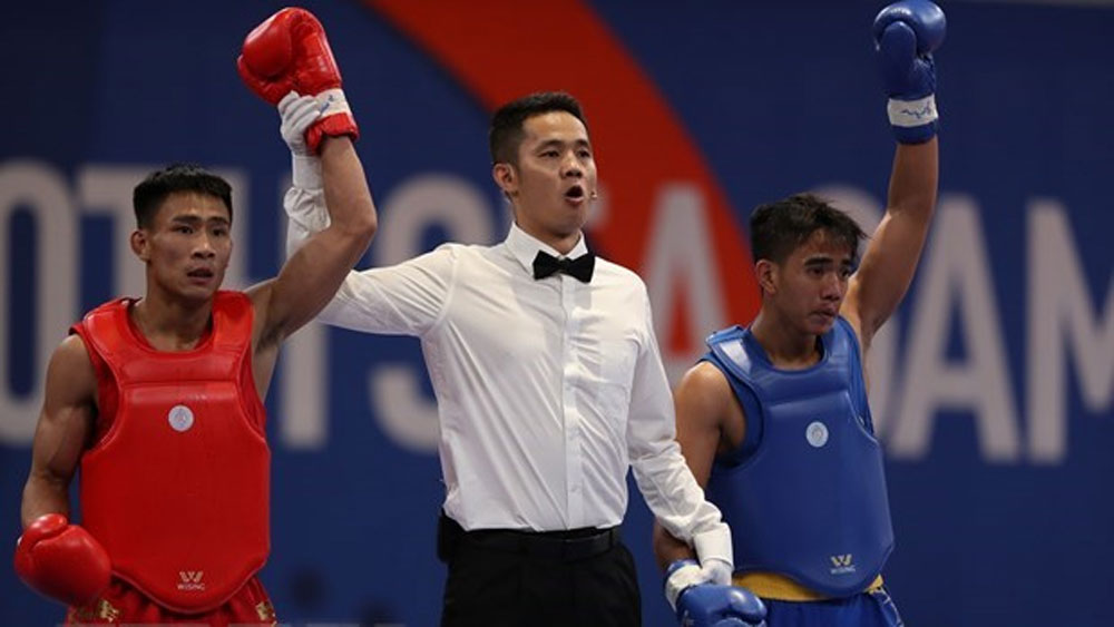 SEA Games 30: Vietnam win more golds