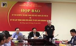 Gần 700 sinh viên tham dự kỳ thi Olympic tin học Việt Nam và ICPC châu Á