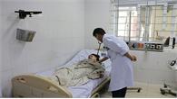Đốt than trong phòng kín, hai mẹ con phải nhập viện cấp cứu