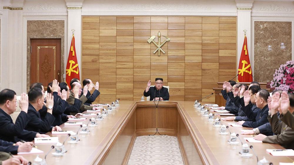 KCNA, Triều Tiên, quyết định, nhiều vấn đề trọng đại, vào cuối tháng 12