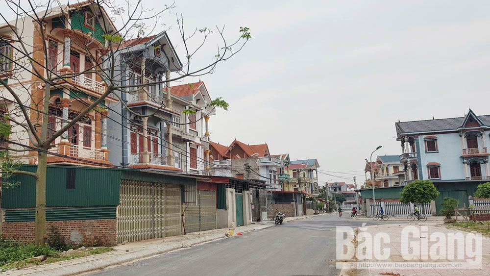 sáp nhập thôn, tổ dân phố, sáp nhập, Bắc Giang, xã ngoại thành, TP Bắc Giang