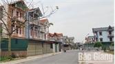 Các xã ngoại thành TP Bắc Giang: Kinh tế khởi sắc, hạ tầng khang trang