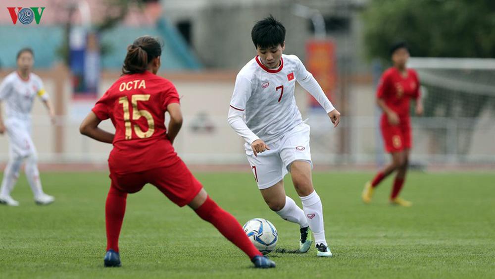 nhận định ĐT nữ Việt Nam - Philippines, bán kết bóng đá nữ SEA Games 30, lịch thi đấu ĐT nữ Việt Nam - Philippines, lịch thi đấu bán kết môn bóng đá nữ SEA Games 30