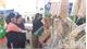 Bánh đa Kế (Bắc Giang) hút khách tại Hội chợ Thương mại -Du lịch quốc tế Việt -Trung