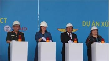 300 triệu USD xóa điểm nóng dioxin sân bay Biên Hòa