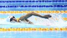 Huy Hoàng đoạt vé dự Olympic 2020