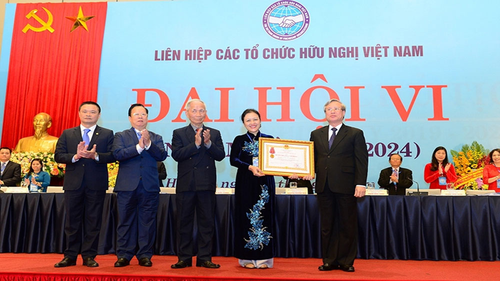 Bà Nguyễn Phương Nga, tái đắc cử, Chủ tịch VUFO nhiệm kỳ 2019-2024
