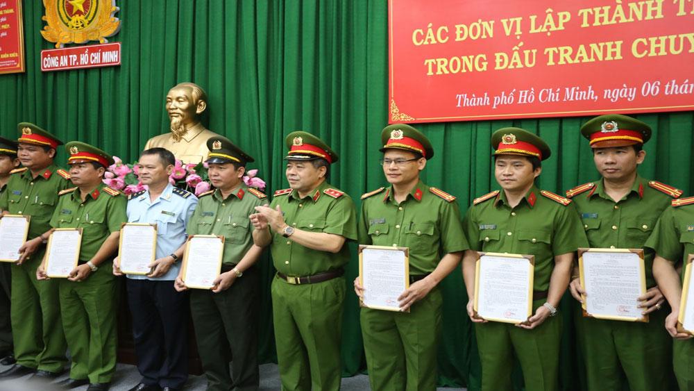 Hà Tấn Ban, Bộ Công an, mua bán ma túy, vận chuyển trái phép heroin, đối tượng Yang Po Hung