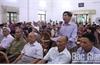 Báo cáo tổng hợp kết quả giải quyết kiến nghị của cử tri trình tại kỳ họp thứ 10, HĐND tỉnh khóa XVIII