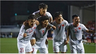 Đức Chinh, Tiến Linh cạnh tranh vua phá lưới bóng đá nam SEA Games 30