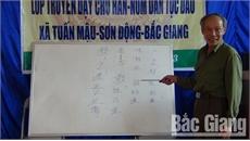 Bảo tồn chữ viết dân tộc Dao