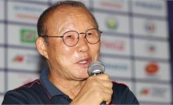 HLV Park: 'Có khi phải đá bằng tinh thần với Campuchia'