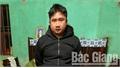 Công an Sơn Động bắt quả tang đối tượng tàng trữ pháo nổ