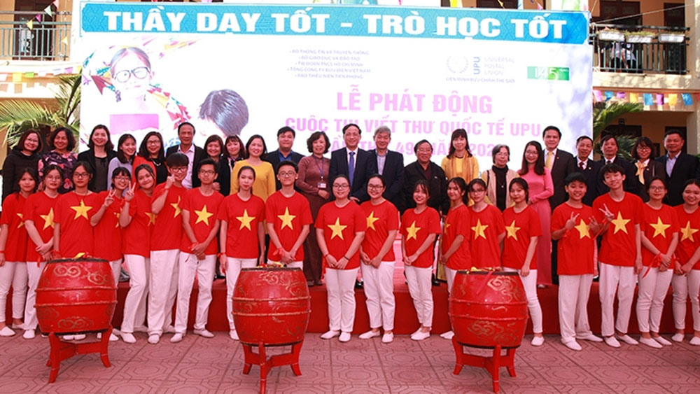 Vietnam, 2020 UPU, letter-writing contest, international UPU writing contest, international competition, Nguyen Thi Bach Duong