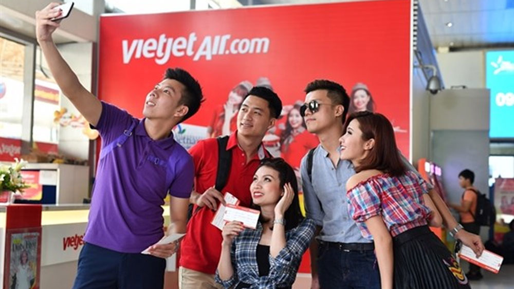 Vietjet, promotional tickets, celebrate new routes, international routes, return flights