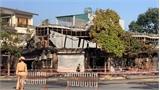 Vĩnh Phúc: Cháy quán ăn, 4 người thiệt mạng