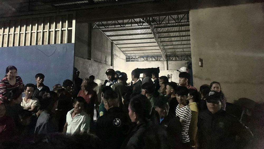 2 chú cháu ở Bình Phước, lọt dưới giếng nước trong nhà, tử vong