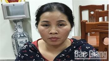 Bắc Giang: Trốn truy nã 15 năm, đối tượng Nguyễn Thị Hiền sa lưới